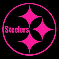 Steelers For Breast Cancer Awareness! Perfect for me. Just hit my 5 yr without breast cancer!