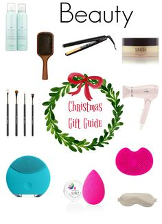 CHRISTMAS GIFT GUIDE-BEAUTY