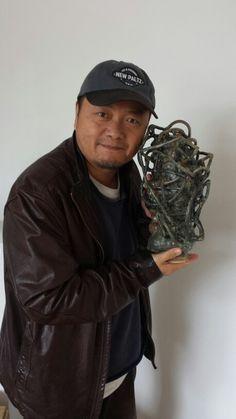"Xuewu with Eric Cowan's ""Phenotype"""