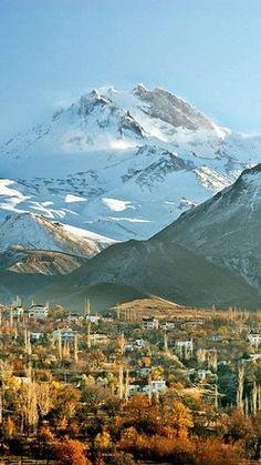 Erciyes dagı (3915 mt.) TURKEY