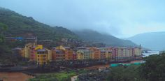 A new City in Making @ Lavasa (near Pune), India