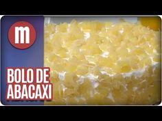 Bolo de Abacaxi com Coco - Mulheres (15/09/2015) - YouTube