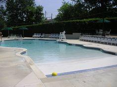 Walk in pool :)