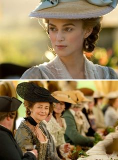 The Duchess Starring: Keira Knightley as Georgiana Cavendish, Duchess of Devonshire and her mother Charlotte Rampling as Countess Spencer. (click thru for larger image) Georgiana Cavendish, The Duchess Of Devonshire, The White Princess, The Borgias, Charlotte Rampling, Cinema Theatre, She Wolf, 18th Century Fashion, Art Costume