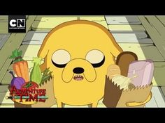 "Food Adventures (in fiction!): Jake's Sandwich (w/ Lobster Soul) from ""Adventure Time"""
