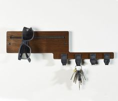 Elephant Rack from Board By Design. Need one of these for by the door.