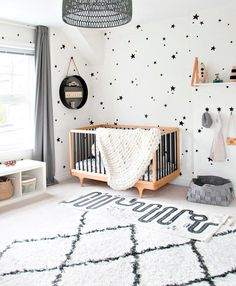 Design Inspo: 23 Amazing Gender-Neutral Nurseries Related posts:Mountain themed nursery for baby boyBlush and Grey Nursery - Inspired By Thisbaby room ideas, girl nursery ideas, nursery ideas, nursery ideas farmhouse Baby Boy Rooms, Baby Boy Nurseries, Room Baby, Baby Boy Nursey, Babies Rooms, Baby Baby, Kids Interior, Project Nursery, Nursery Inspiration