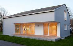 Einfamilienhaus in Heufeld - Lebensraum Holz