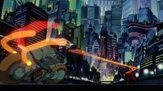 Enter the world of dystopian Tokyo, in the far distant (viewed from 1988) year of 2019 and follow Kaneda, a bike gang leader, who struggles to save his best friend Tetsuo from a secret government project: Akira. On the way, he finds anti-government activists, greedy politicians, military giants, and