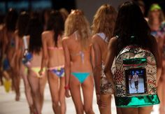 Fashion Rio Summer 2012/2013 di Rio de Janeiro, Brazil