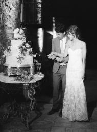 Al Fresco Romantic Wedding in Santa Ynez - Style Me Pretty