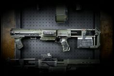 Custom Painted Nerf Raider CS-35 by RazorFireCreations on Etsy