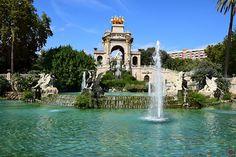 Un week-end à Barcelone: le parc de la Ciutadella. #cbyclemence #voyage #barcelone
