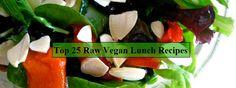 Top 25 Raw Vegan Lunch Recipes