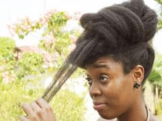 3 Frizz Fighting Tips For Natural Hair  Read the article here - http://www.blackhairinformation.com/general-articles/tips/3-frizz-fighting-tips-natural-hair/