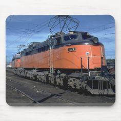 Electric Locomotive, Diesel Locomotive, Third Rail, Old Trains, Vintage Trains, Milwaukee Road, Rail Transport, Image Blog, Railroad Photography