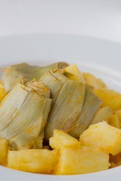 Esta receta de alcachofas es mágica, hace que a todos les gusten porque está tan rica que te ves obligado a comerte todo el plato. (pineado por @OrgulloWine)