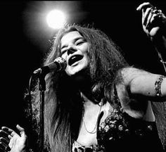 The great Janis Joplin  - one of the greatest voices of American music and an icon of her generation -  the Queen of Rock and Roll and the Queen of Psychedelic Soul.