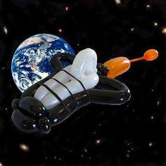 balloon space ship