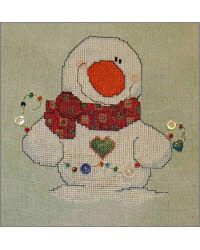 glittery Garland (Snowballz) $pattern.