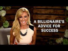 A Billionaire's Advice For Success - YouTube