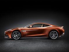 Aston Martin - Vanquish....pure beauty