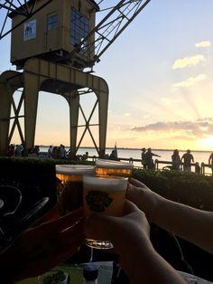 Celebrando a vida, na Estação das Docas, Belém do Pará, Brasil. Photo: Melina…