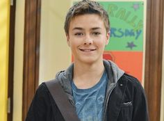 Peyton Meyer, he plays the role of Lucas in Girl meets world