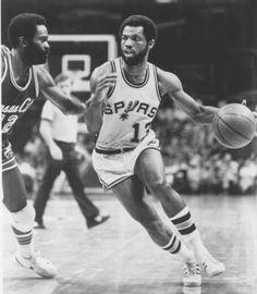 James Silas, San Antonio Spurs, 1978