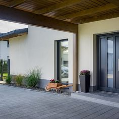 WimbergerHaus des Monats September 2019 September, Patio, Outdoor Decor, Home Decor, Home Exterior Design, Homes, Pictures, Decoration Home, Room Decor