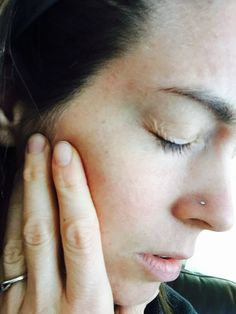 TMJ Dysfunction - Oil Pulling with Organic Cold PressedCoconut Oil  Oil pulling with coconut oilwasn't a new thing to me. I tried it for a  while back in 2012briefly. It didn't stick though and I wasn't doing it  for long enough OR doing it daily. This is key to it's effectiveness - at  least at first.  I started regularly oil pulling in June or July of 2014. I did it everyday,  for 20 minutes usingabout a