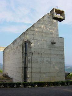 Le Corbusier Architect _ La Tourette _ France _ 1953-1960