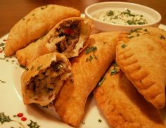 ❥ Natchitoches Meat Pies Recipe~ These tasty cajun meat pies are native to Natchitoches (pronounced NACK-uh-dish), Louisiana and are traditionally served on Christmas Eve.