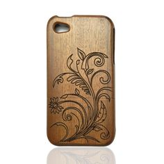 Wood Iphone4/4s Case