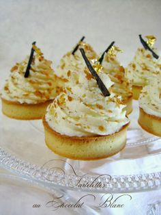 J'en reprendrai bien un bout...: Tartelettes Praliné & Chocolat Blanc