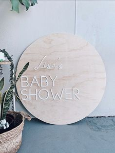 Event Signage two tone Personalised Event Signage, Baby Shower, Make It Yourself, Ebay, Babyshower, Baby Showers, Gender Reveal Parties