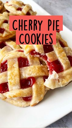 Easy Desserts, Delicious Desserts, Yummy Food, Simple Dessert Recipes, Yummy Cookies, Yummy Treats, Baking Recipes, Cookie Recipes, Brownies