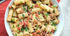 On World Pasta Day, don't dismiss spaghetti marinara and penne a la vodka as automatic dangerfoods. Instead try one of these 19 ways to make any pasta dish a nutritious, satisfying, delicious-as-ever experience.