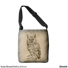 Great Horned Owl Cro
