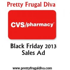 CVS black friday 2013