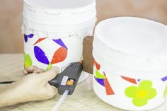 How to Make Bongo Drums for a School Project (with Pictures) | eHow | eHow