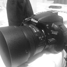 My new baby, 50 mm