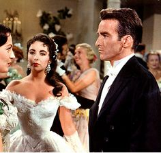 Raintree County / Costumes by Walter Plunkett Old Hollywood Movies, Hollywood Cinema, Golden Age Of Hollywood, Hollywood Actresses, Classic Hollywood, Elizabeth Taylor Movies, Elizabeth Taylor Cleopatra, Child Actresses, Actors & Actresses
