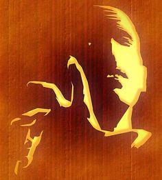 Voldemort Pumpkin Carving Template