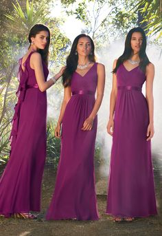 Color Palettes, Bridesmaid Dresses by Color - David's Bridal ...