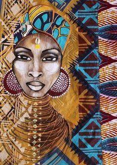 Yemoja Goddess of Oceans & Motherhood Ancient Yoruna Orisa