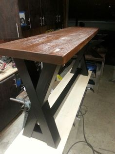 Console table Drafting Desk, Console Table, Projects, Furniture, Home Decor, Homemade Home Decor, Home Furnishings, Interior Design, Home Interiors