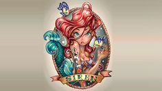 Wallpapers ps-vita Tatoo Disney - (+.[__].+) - HelloWorld