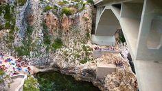 Ponte Ciolo, una foto sull'infinito.  www.nelsalento.com  #Puglia