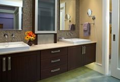 Contemporary Bathroom Design, Pictures, Remodel, Decor and Ideas - page 12